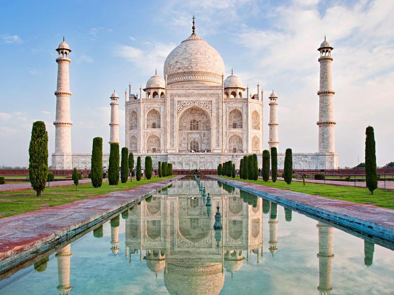 Taj Mahal VR