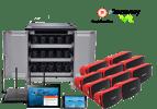 VR Kit Homido-cart